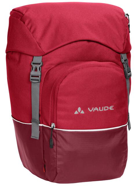 VAUDE Road Master - Sac porte-bagages - Front rouge